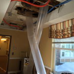 commercial water damage repairs