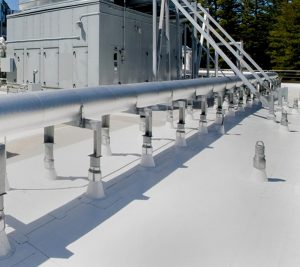 commercial roof types