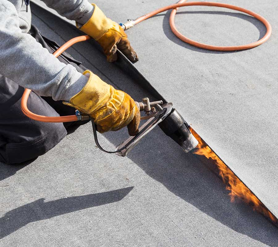 Commercial Roofing Types Colorado Team K Services